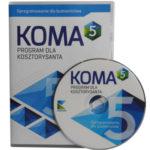 Program kosztorysowy KOMA 5