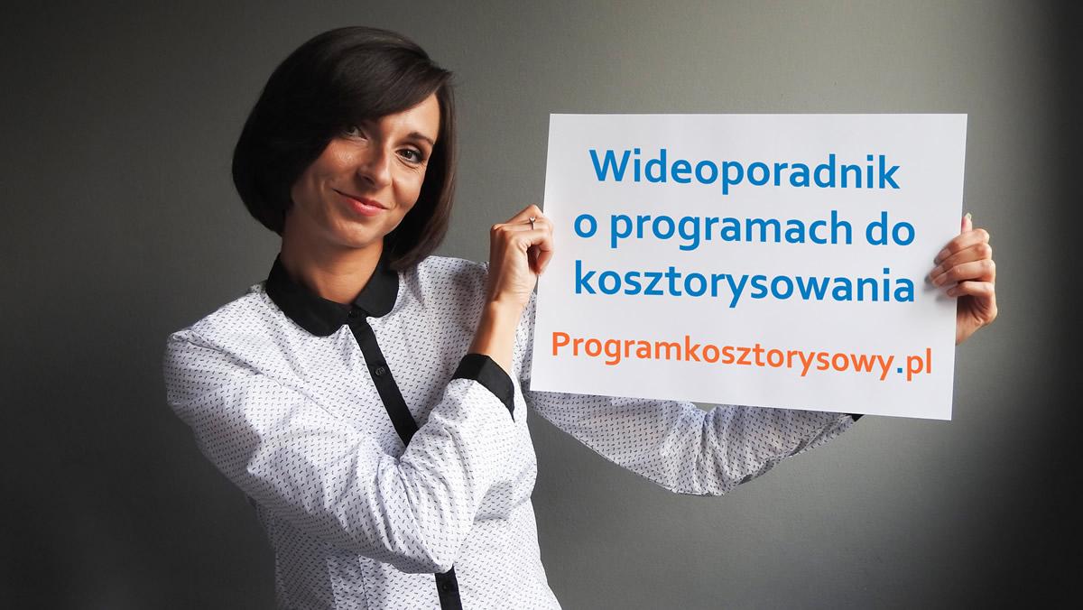 Programy do kosztorysowania wideoporadnik