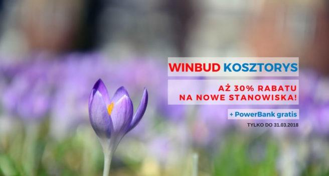 Winbud kosztorys program na wiosnę
